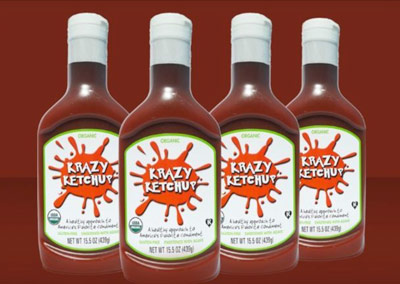 Krazy Ketchup Helps Take Cooking Expert Lisa Fontanesi To The Chew's Weight Watchers Chef Finals